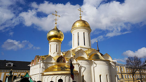 トロツキー聖堂