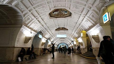 ベラルースカヤ駅