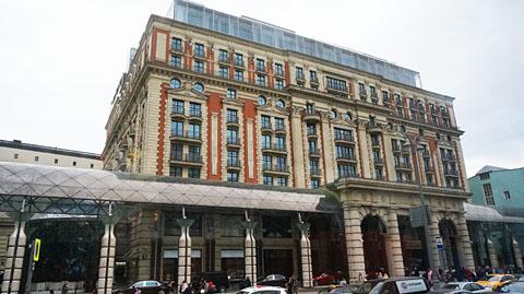 リッツカールトンモスクワ