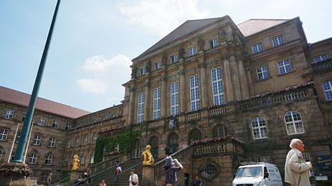 カッセル市庁舎