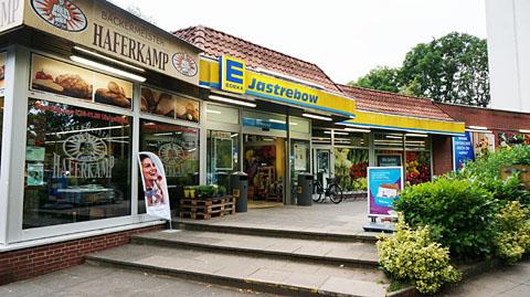 スーパーマーケットEDEKA
