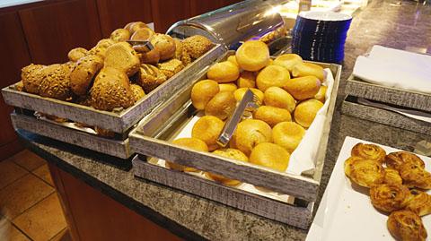 ブレーメンホテル朝食