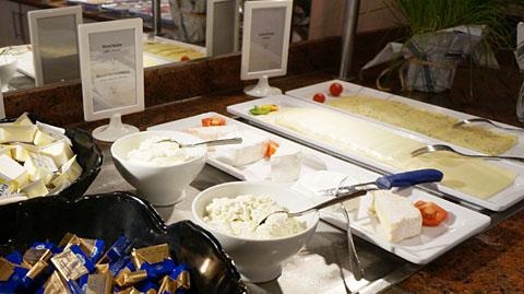 レオナルドホテル ハノーファー朝食
