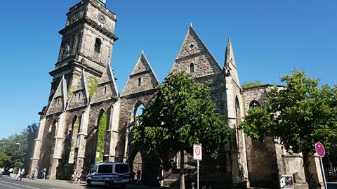 エギディエン廃教会