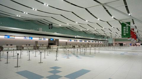 新千歳空港2019