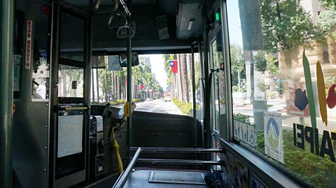 台湾のバス