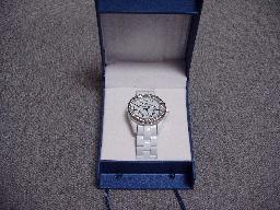 スワロフスキーの時計