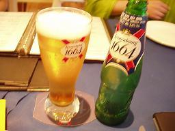 フランスビール♪