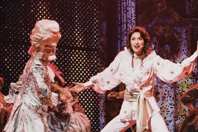 薔薇とサムライ 舞台写真1