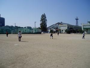 9月、10月にソフトボールの交流試合をしました。きぼう福岡さん、ゆうゆうハイツさん、どうもありがとうございました。