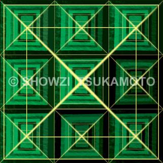 ◆智恵/ Spiritual Art(スピリチュアル・アート) 塚本尚司