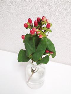 2歳9ヶ月の花
