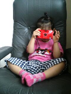 カメラっ娘