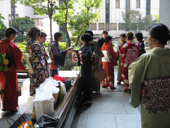 きもの日和福岡写真1