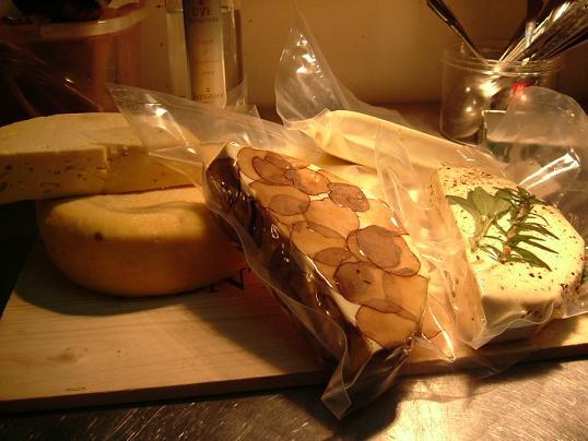 formaggio casalinga