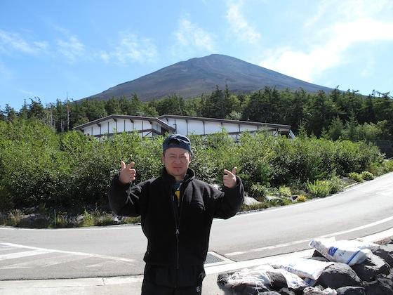 2009富士山登頂1