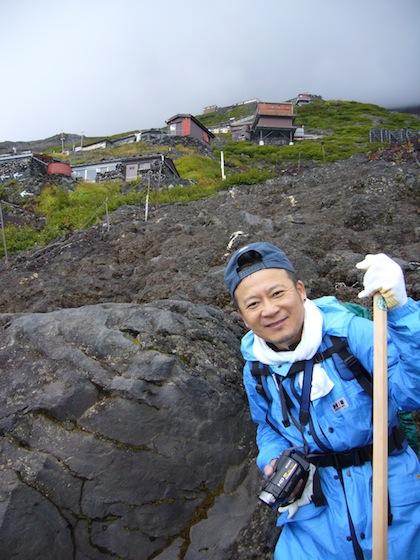 2009富士山登頂2