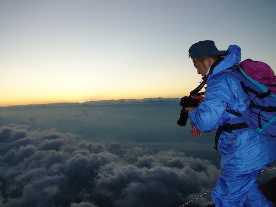 2009富士山登頂3