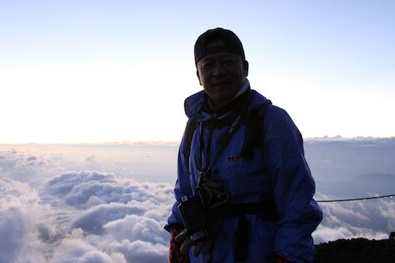 2009富士山登頂4