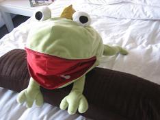 カエルさん♪