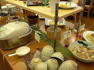 菜食健美 料理台