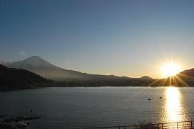 Mt. Fuji & Kawaguchiko lake