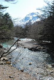 in Kamikouchi