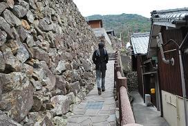 in Sotodomari 石垣の里