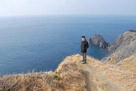at Koumo Cape