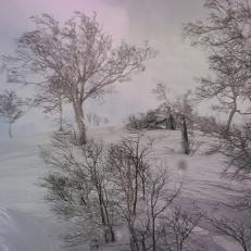 in Kiroro, Hokkaido