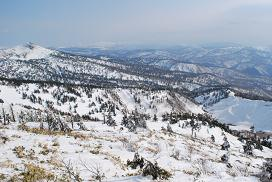 Snow Wall Road