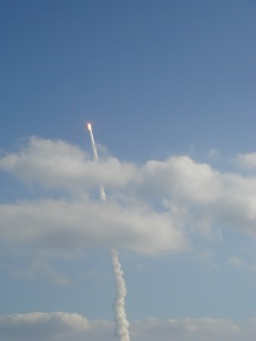 HTV/H-IIB launch in Tanegashima