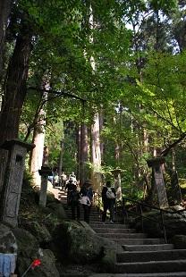 yamadera temple