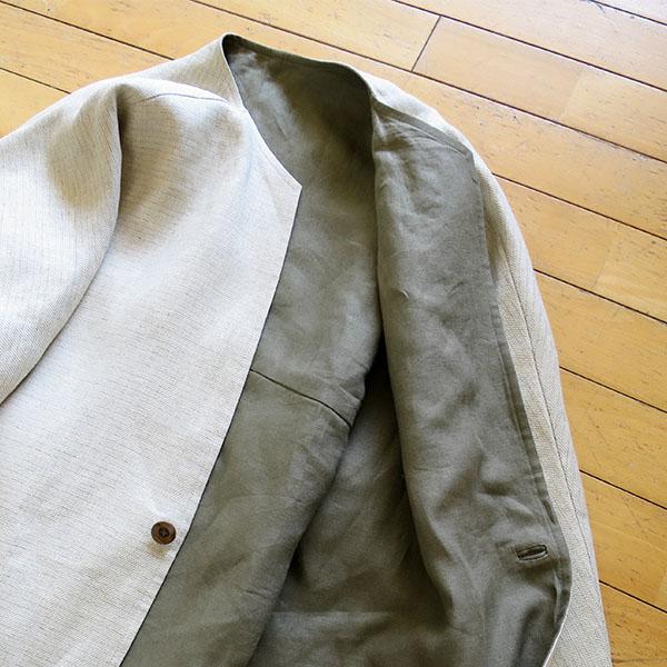 パドカレ リバーシブル コート.JPG