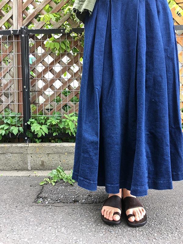 D.M.G デニムマキシスカート.jpg
