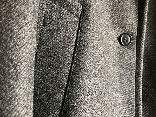 MACKINTOSH SINGLE BREASTED BIG  COLLAR COAT GREY.jpg