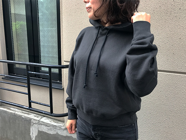 AURALEE BACK WOOL SWEAT BIG PARKA INK BLACK.jpg