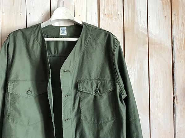 DMG ミリタリーロングシャツ.jpg