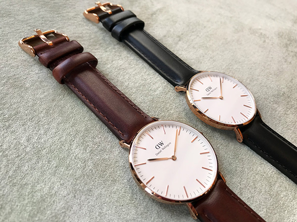 daniel wellington 時計 rose gold 36mm.jpg