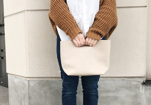Hender Scheme not eco bag wide moca.jpg