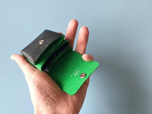 Aeta coin case bicolor ブラックグリーン.jpg
