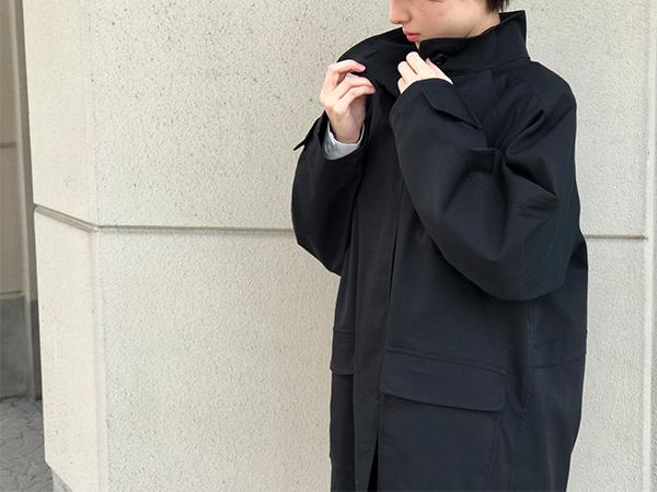 フローレント スタンドカラーコート.jpg