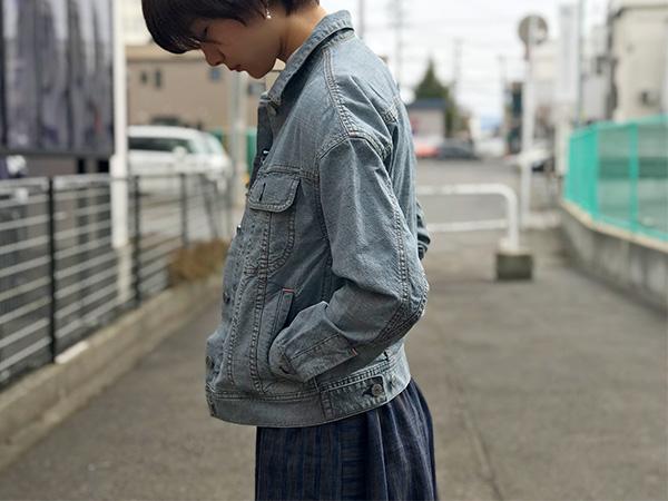 アクネ ストゥディオズ デニムジャケット.jpg