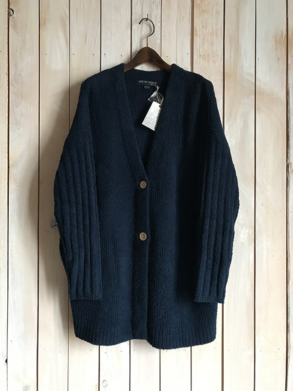 BAREFOOT DREAMS OVERSIZED CARDIGAN NAVY.jpg