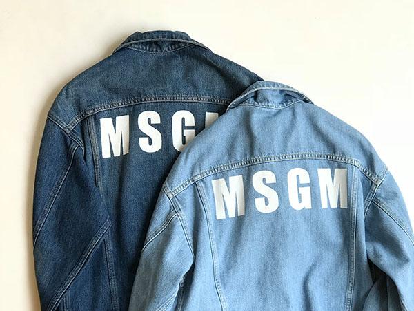 MSGM Gジャン バックプリント.jpg