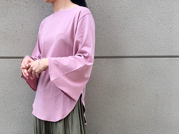 ロンハーマン pico tee pink.jpg