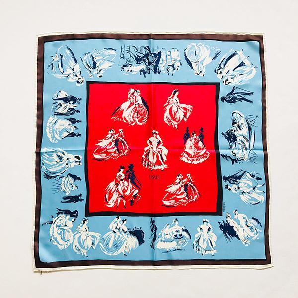 manipuri スカーフ ダンス ブルー.jpg