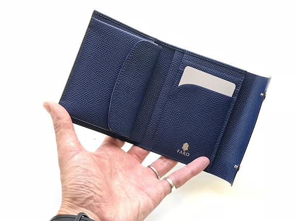 FARO FLAP SHORT WALLET BOLERO 財布.jpg