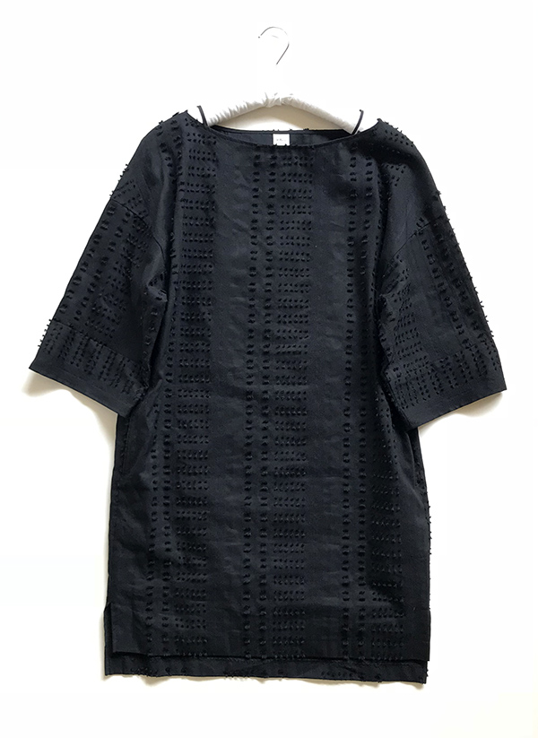 ロンハーマン ストライプ柄ワンピース.jpg
