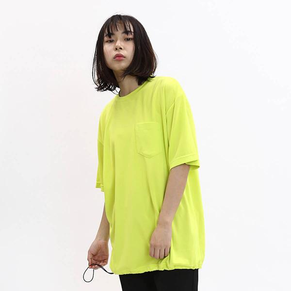 チャリアンドコー ドローコード付きTシャツ.jpg